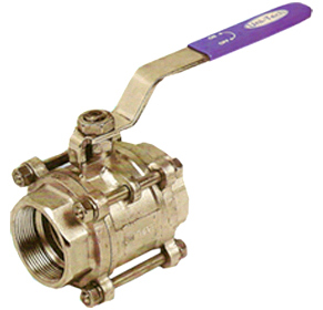Ball Valve 3PC Screwed